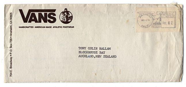 Tony Hallam Vintage Skate 11