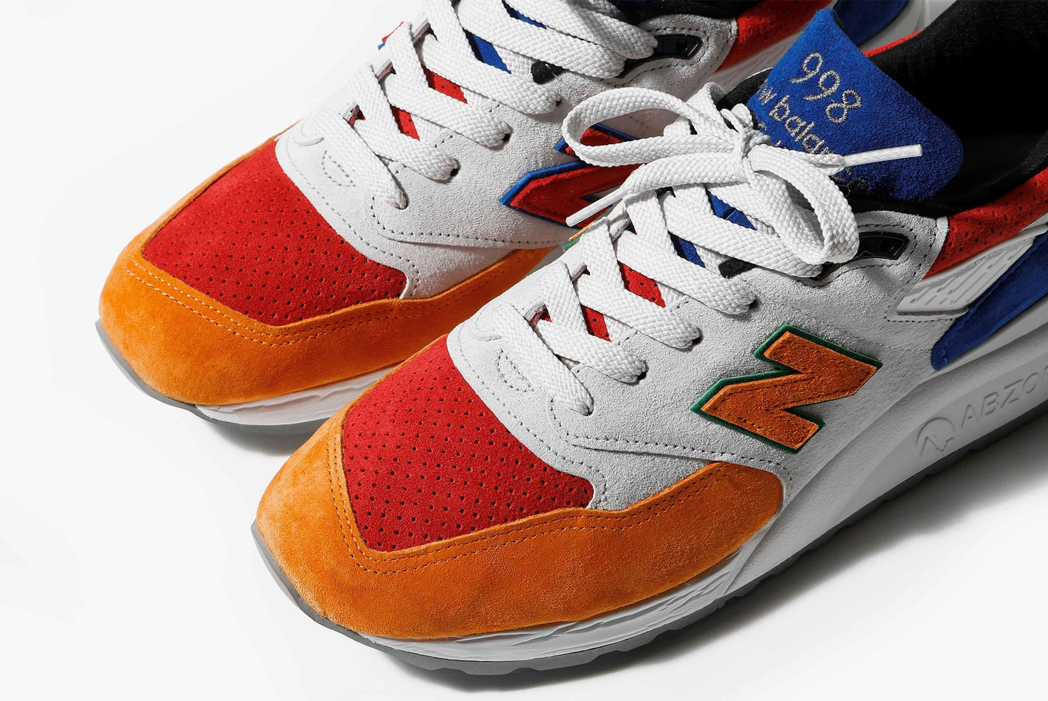 Bodega New Balance 998 Mass Transit Release Date 7 Sneaker Freaker