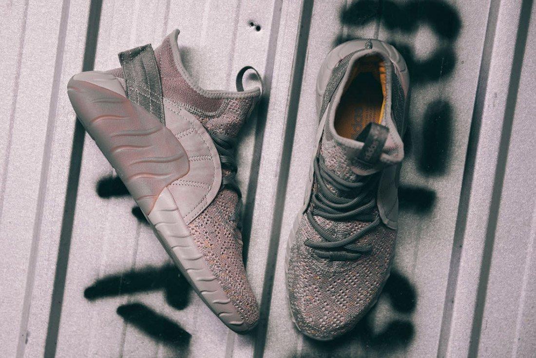 Adidas Tubular Rise Grey 3