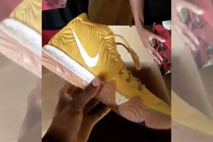 Nike Kyrie 4 Kix Cereal Pack