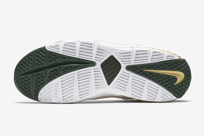Nike Zoom Lebron 3 Svsm Release Outsole