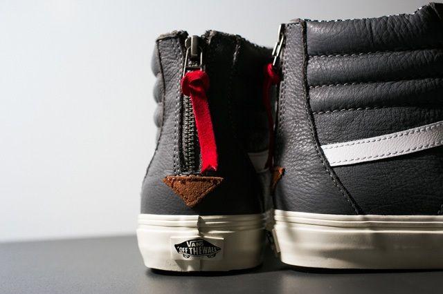 Vans Sk8 Hi Leather Pack 3
