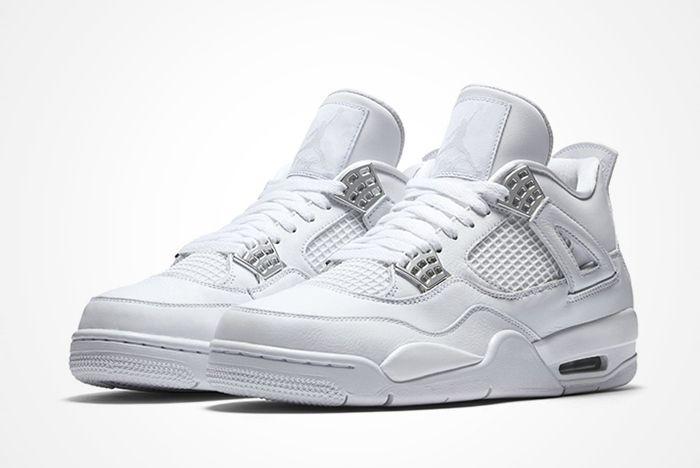 Air Jordan 4 Pure Moneyfeature