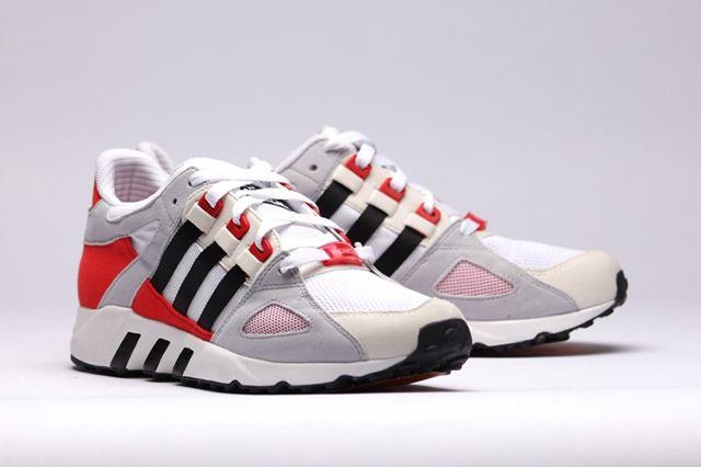 Adidas Eqt Running Guidance 93 Og Red