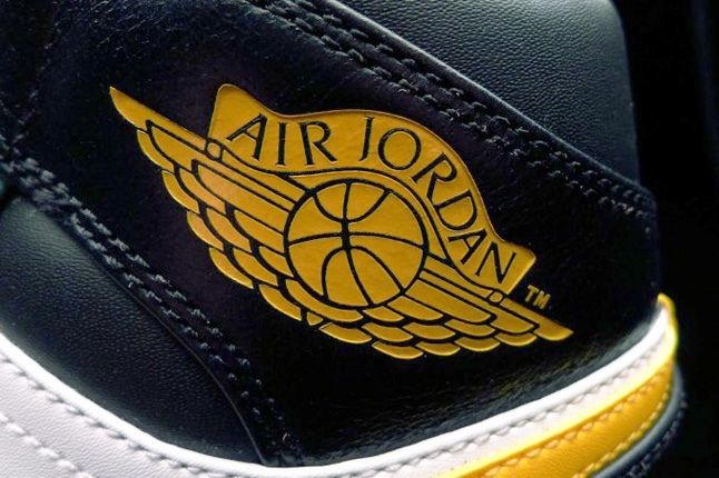Air Jordan1 Mid Sonics Ankle Badge 1