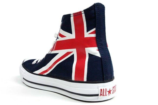 Converse Union Jack All Star 5 1