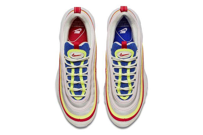 Nike Colour Pack Air Max 97 4