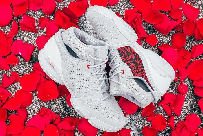 Adidas Adizero Rose 1 Roses Pair