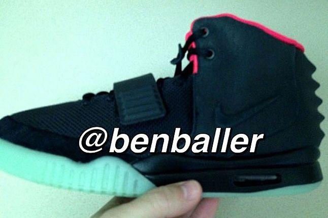 Nike Air Yeezy 2 Ben Baller 1