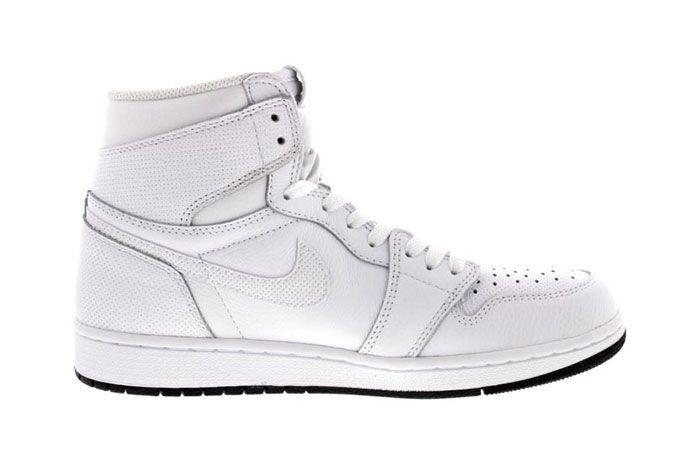 Air Jordan 1 Retro Og High White Perf 2
