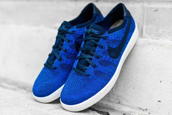 Nike Tennis Classic Ultra Flyknit Blue 1