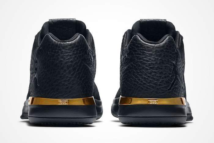 Air Jordan Xxxi Blackgold 5