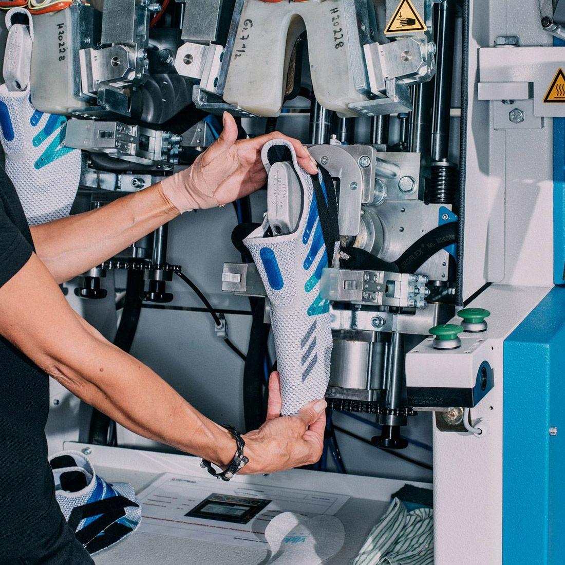 Behind The Scenes At Adidas Robot Run Speedfactory Sneaker Freaker 9