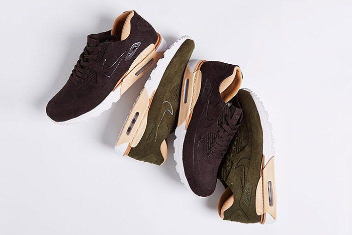 Nike Air Max 90 Royal Rough Green Velvet Brown