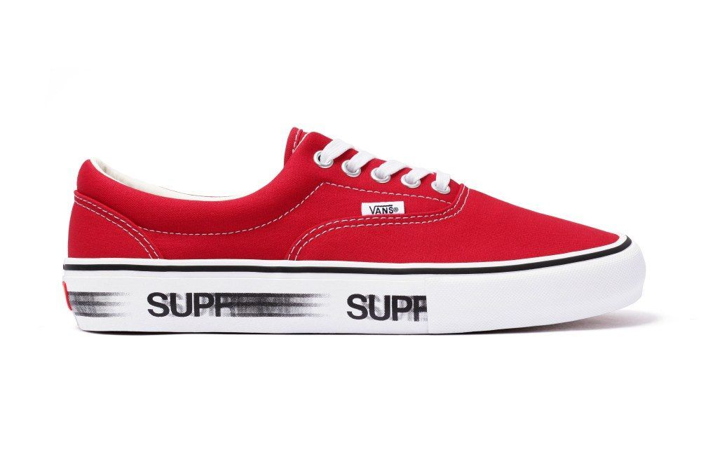 Supreme X Vans Motion Logo Era Collection 003