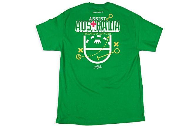 Patty Mills Assist Australia 4 1