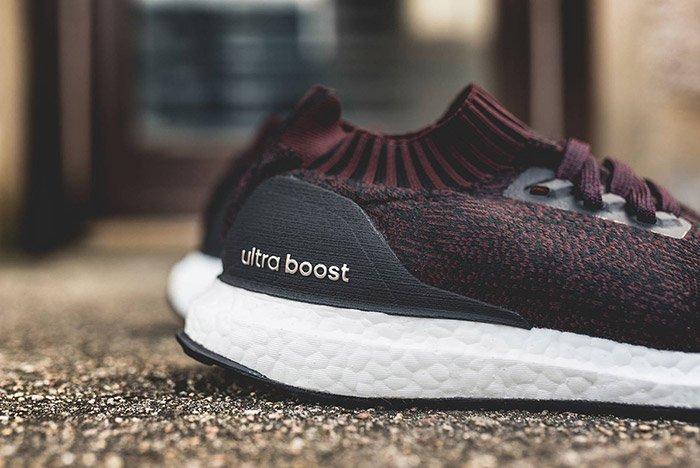 Adidas Ultraboost Uncaged Dark Burgundy 4