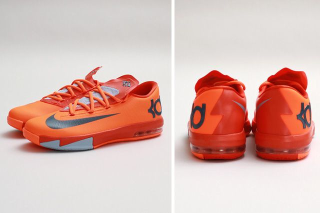 Nike Kd Vi Total Orange 1