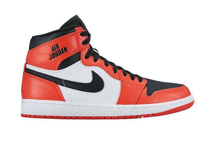 Air Jordan 1 High Rare Air Retro Red