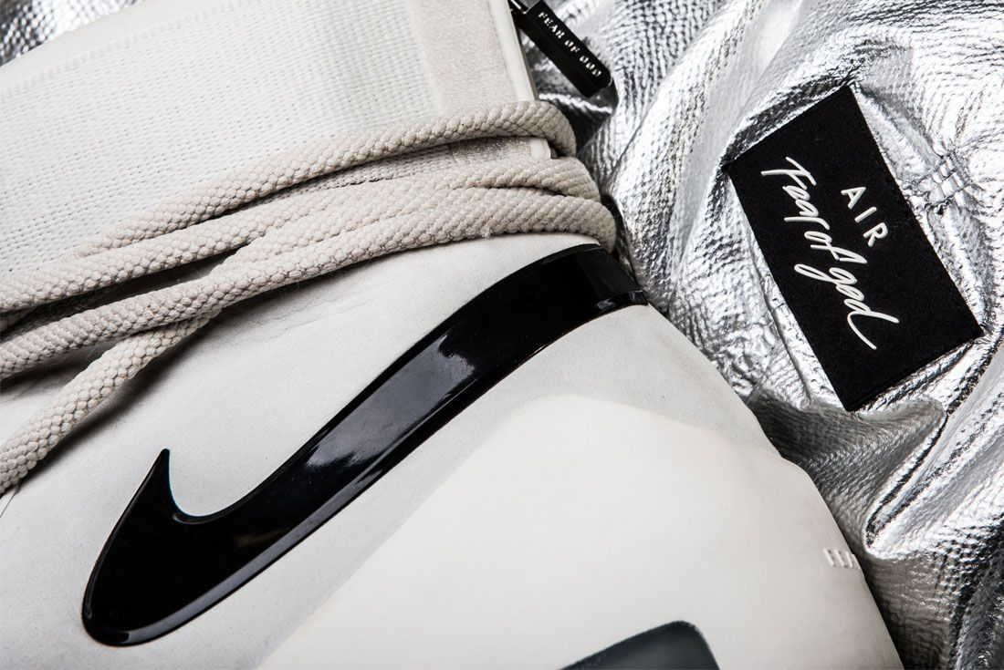 A Closer Look At The Nike Air Fear Of God With Jerry Lorenzo 10