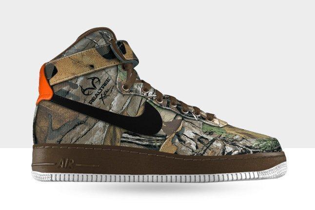 Nike Af1 Realtree Camo Options 4