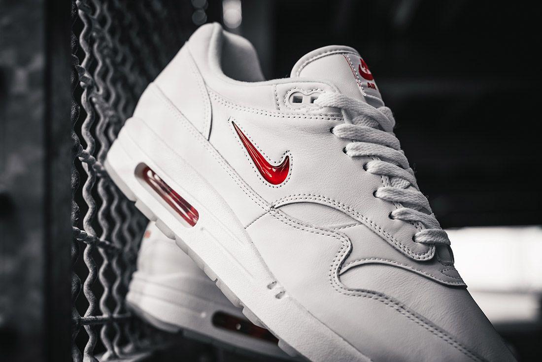 Nike Air Max 1 Jewel Red 11