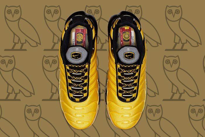 Drake X Nike Air Max Plus 1