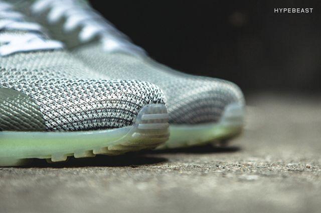Nike Air Max 90 Knit Jacquard Ice Qs Grey Mist 3