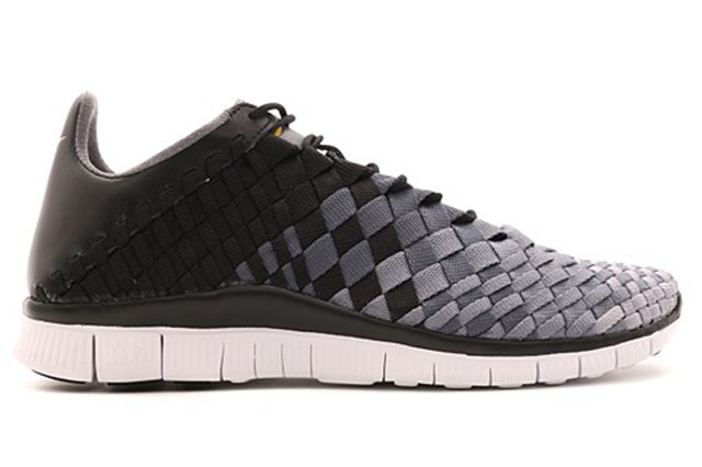 Nike Free Inneva Woven Dark Grey Cool Grey 2