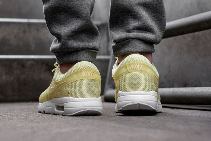 Nike Air Max Zero Lemon Chiffon 1