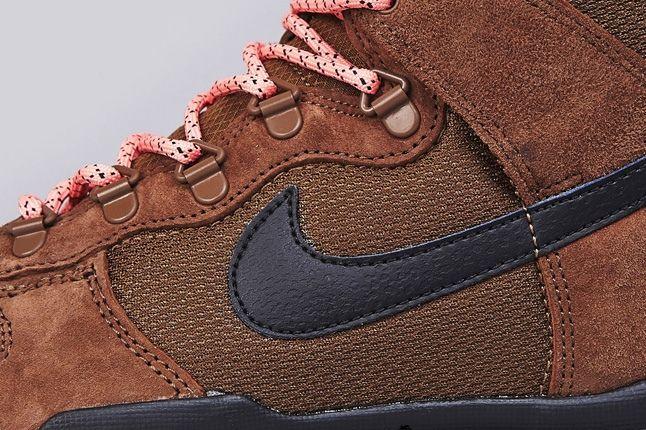Nike Sb Dunk High Oms Military High 5