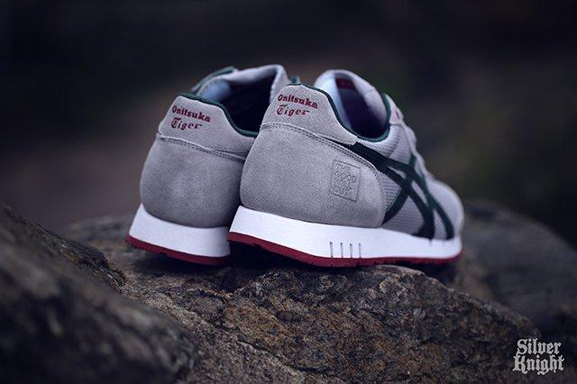 The Good Will Out Onitsuka Tiger X Caliber Silver Knight 1