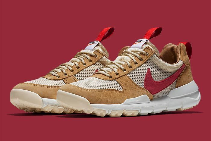 Tom Sachs Nike Mars Yard Shoes 2018