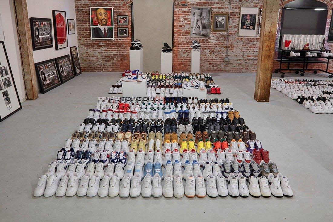 Dame Dash Selling Sneaker Collection 31