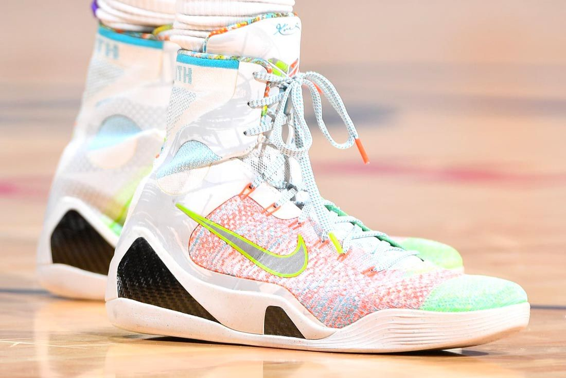 The Steeziest Nba Sneaker Moments From October 11