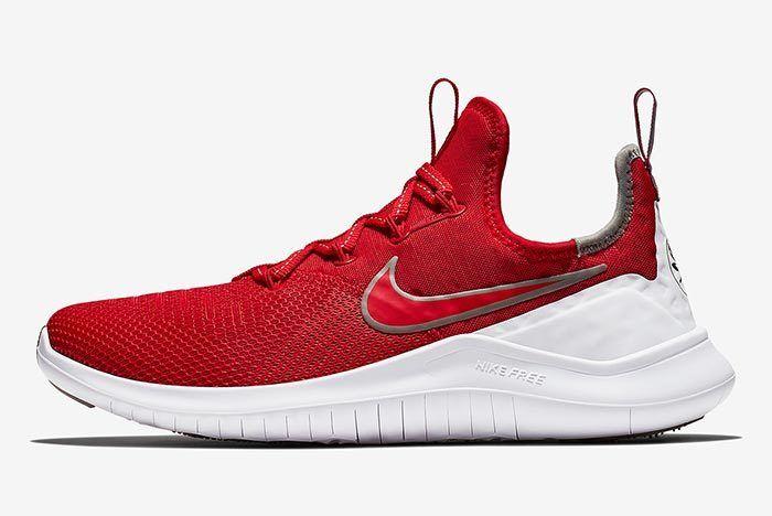 Nike Womens Free Tr8 Ohio State