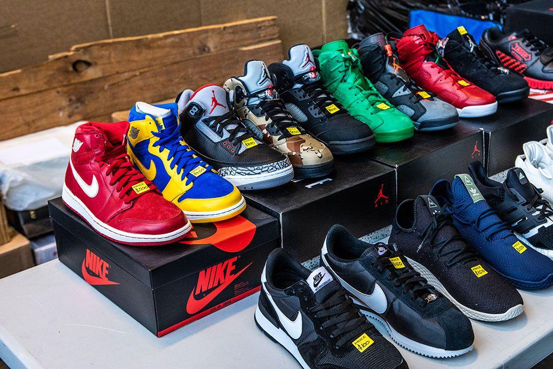 Sneaker Freaker Swap Meet October 201955