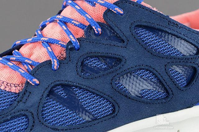 Nike Free Run 2 Brave Blue Atomic Pink 2