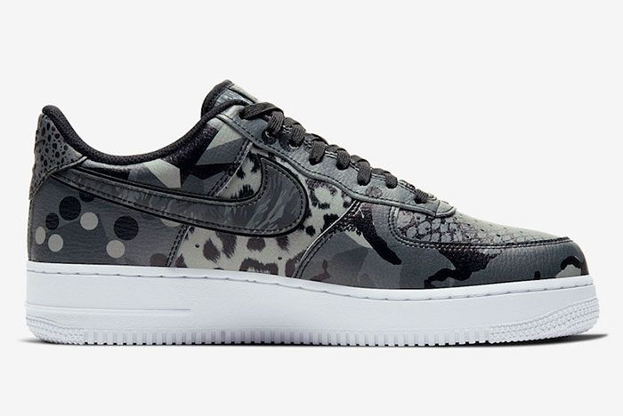Nike Air Force 1 Low Chicago Ct8441 001 Medial Side Shot