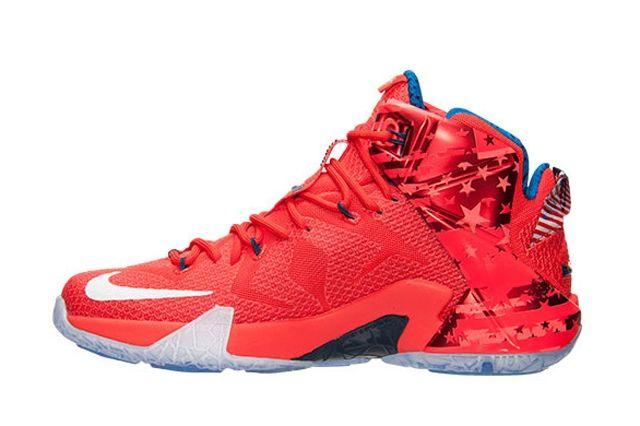 Nike Le Bron 12 Usa 7