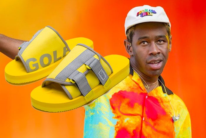 Tyler The Creator Suicoke Sandals