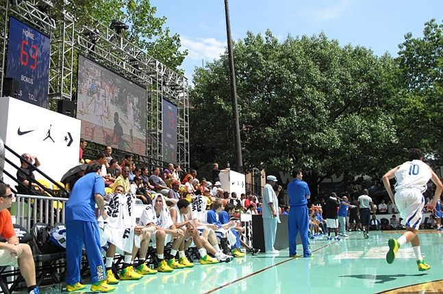 World Basketball Festival Rucker Park 31 2