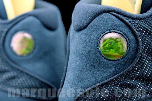 Jordan 13 Blue 1