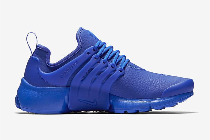 Nike Air Presto Leather Paramount Blue 3