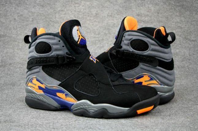 Air Jordan 8 Suns Hero 1