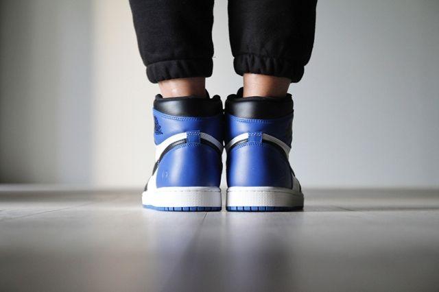 Fragment Air Jordan 1 Bumperoo 5