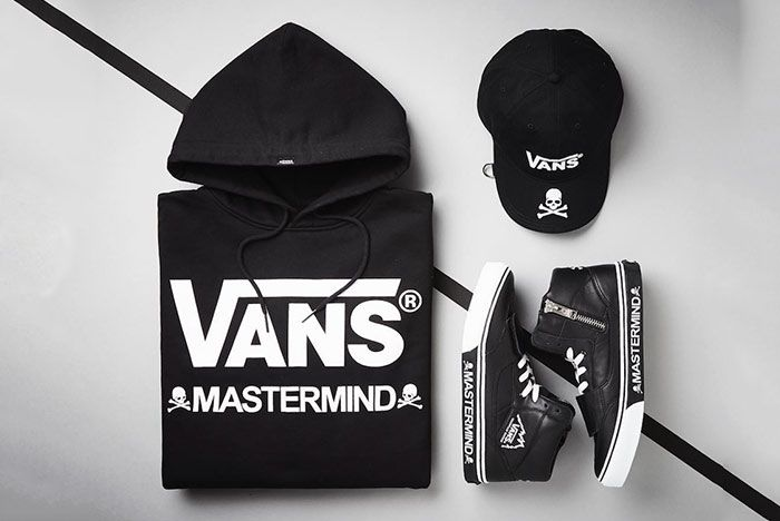 Mastermind X Vans Collection 1