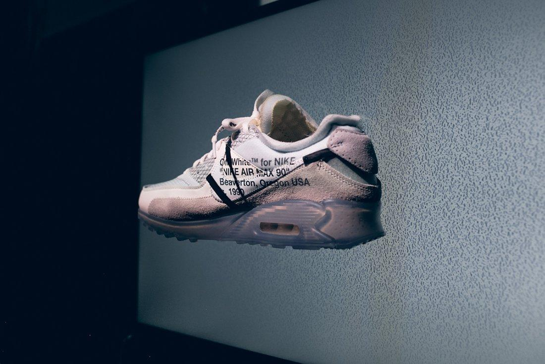 Off White X Nike The Ten Event 2