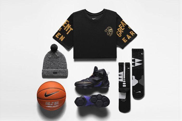 Nike Le Bron 13 Pot Of Gold Dunkman 6