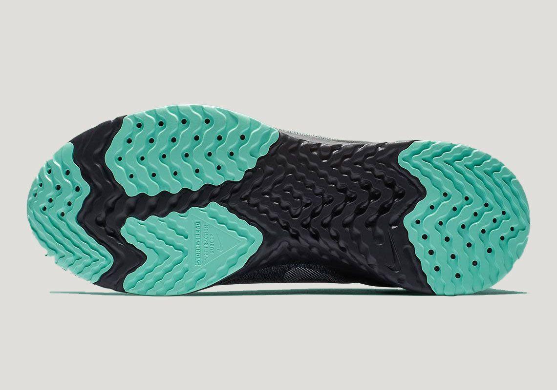 Nike Odyssey React Shield Aa1635 100 2 Sneaker Freaker